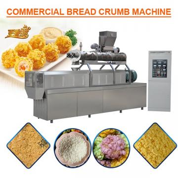 Self-Cleaning 70-100kw Bread Crumb Grinder Machine With Granular Crumb