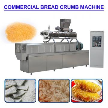 Multifunction 350kg/h Bread Crumb Machine / Equipment With Long Lifetime