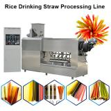 Stainless Steel Pasta Straw Processing Line With Multi-Layer Dryer