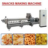 High Yield Snacks Making Machine With Siemens Motor