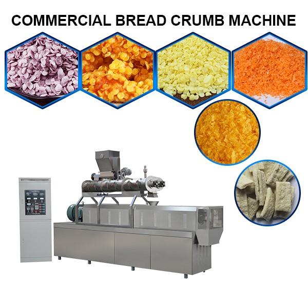 Fully Automatic Commercial Bread Crumb Machine For Fried Chicken Wings #1 image