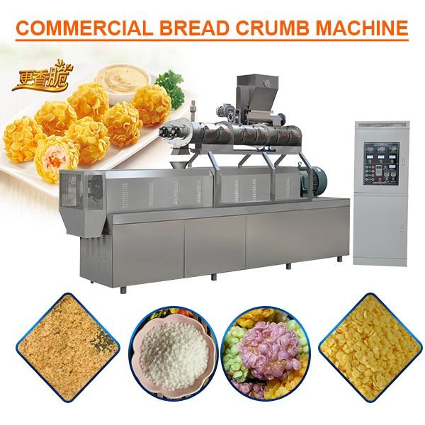 Self-Cleaning 70-100kw Bread Crumb Grinder Machine With Granular Crumb #1 image