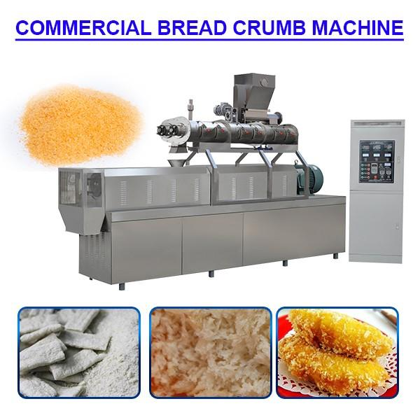 Multifunction 350kg/h Bread Crumb Machine / Equipment With Long Lifetime #1 image
