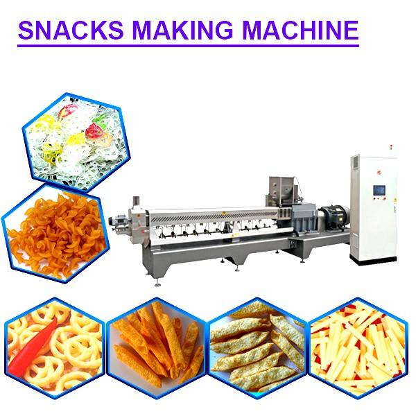 Stainless Steel Potato Chips Making Machine With Fag Bearings,Energy Efficient #1 image