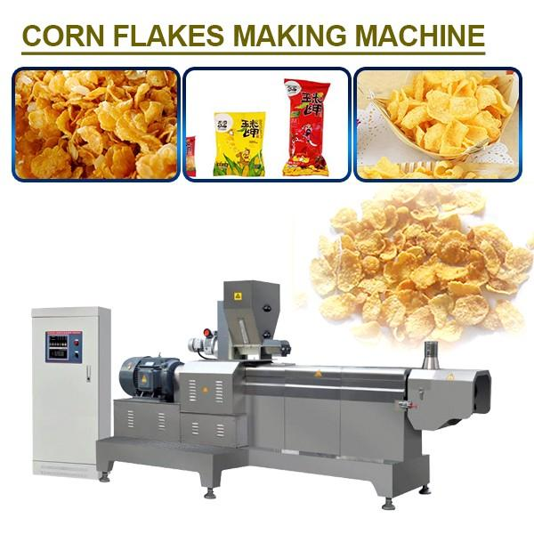 Easy Operation 120-190kw corn chips making machine withn Low Energy #1 image