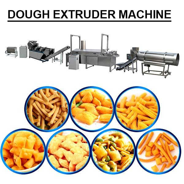 PLC Control System Dough Extruder Machine For Biscuits #1 image