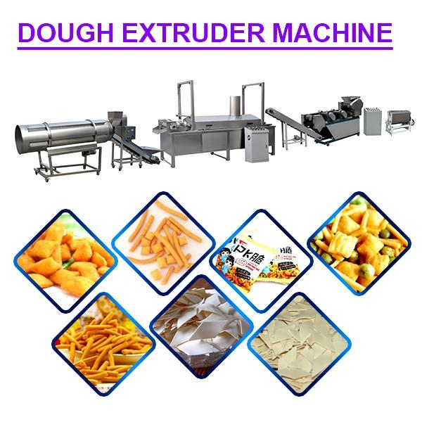 Fully Automatic 220kg/h Production Capacity Dough Extruder Machine #1 image