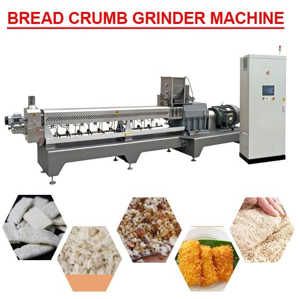 120kw-190kw High Productivity Commercial Bread Crumb Machine With 200-600kg/h Capacity #1 image